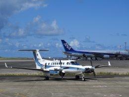 frankさんが、新石垣空港で撮影した海上保安庁 B300の航空フォト(飛行機 写真・画像)