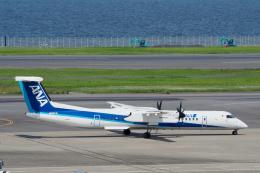 starlightさんが、羽田空港で撮影したANAウイングス DHC-8-402Q Dash 8の航空フォト(飛行機 写真・画像)