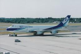ドリームクルーザーさんが、成田国際空港で撮影した日本貨物航空 747-281B(SF)の航空フォト(飛行機 写真・画像)