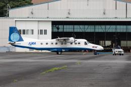 KANTO61さんが、調布飛行場で撮影した宇宙航空研究開発機構 Do 228-202の航空フォト(飛行機 写真・画像)