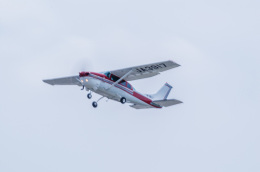 NCT310さんが、調布飛行場で撮影した川崎航空 TU206G Turbo Stationair 6の航空フォト(飛行機 写真・画像)