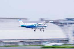 NCT310さんが、調布飛行場で撮影した川崎航空 TU206F Turbo Stationairの航空フォト(飛行機 写真・画像)