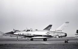 kiheiさんが、横田基地で撮影したアメリカ空軍 F-100D Super Sabreの航空フォト(飛行機 写真・画像)