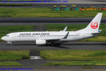 Chofu Spotter Ariaさんが、羽田空港で撮影した日本航空 737-846の航空フォト(飛行機 写真・画像)