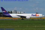 Chofu Spotter Ariaさんが、成田国際空港で撮影したフェデックス・エクスプレス 767-3S2F/ERの航空フォト(飛行機 写真・画像)