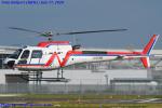 Chofu Spotter Ariaさんが、奈多ヘリポートで撮影した西日本空輸 AS350B3 Ecureuilの航空フォト(飛行機 写真・画像)