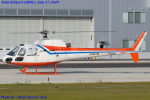 Chofu Spotter Ariaさんが、奈多ヘリポートで撮影した西日本空輸 AS350BA Ecureuilの航空フォト(飛行機 写真・画像)