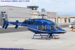 Chofu Spotter Ariaさんが、奈多ヘリポートで撮影した西日本空輸 427の航空フォト(飛行機 写真・画像)