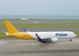 まひろさんが、中部国際空港で撮影したポーラーエアカーゴ 767-3JHF(ER)の航空フォト(飛行機 写真・画像)