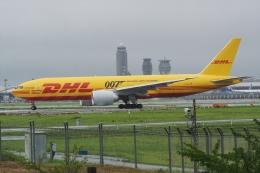 HEATHROWさんが、成田国際空港で撮影したDHL 777-FZNの航空フォト(飛行機 写真・画像)
