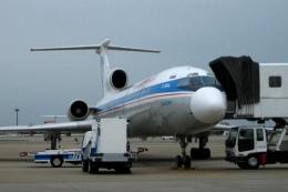 Hiro-hiroさんが、成田国際空港で撮影したウラジオストク航空 Tu-154Mの航空フォト(飛行機 写真・画像)