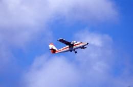 航空フォト:JA8808 琉球エアーコミューター DHC-6 Twin Otter