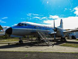 池さん@JA381Aさんが、成田国際空港で撮影した日本航空機製造 YS-11の航空フォト(飛行機 写真・画像)