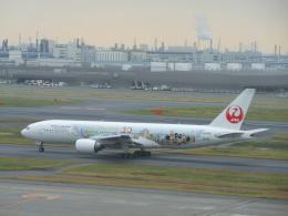 LOVE767さんが、羽田空港で撮影した日本航空 777-246の航空フォト(飛行機 写真・画像)