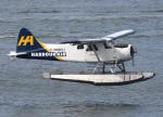 voyagerさんが、バンクーバー・ハーバー・ウォーター空港で撮影したHarbourAir DHC-2 Beaver Mk.1の航空フォト(飛行機 写真・画像)