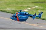 yabyanさんが、名古屋飛行場で撮影した埼玉県警察 BK117C-1の航空フォト(飛行機 写真・画像)