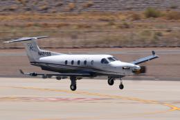 キャスバルさんが、フェニックス・スカイハーバー国際空港で撮影したTARGARYEN PC-12/45の航空フォト(飛行機 写真・画像)
