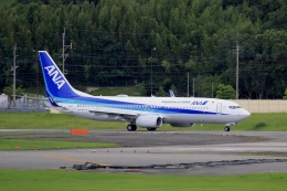 aki241012さんが、福岡空港で撮影した全日空 737-8ALの航空フォト(飛行機 写真・画像)