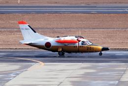 なごやんさんが、名古屋飛行場で撮影した航空自衛隊 MU-2Sの航空フォト(飛行機 写真・画像)