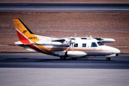 なごやんさんが、名古屋飛行場で撮影した三菱重工業 MU-2B-30の航空フォト(飛行機 写真・画像)