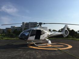 usagi2201さんが、エクシブ初島クラブ (静岡県熱海市初島)で撮影したオートパンサー EC130B4の航空フォト(飛行機 写真・画像)