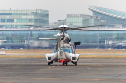 mameshibaさんが、羽田空港で撮影した海上保安庁 EC225LP Super Puma Mk2+の航空フォト(飛行機 写真・画像)