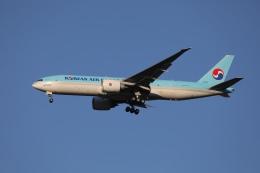 航空フォト:HL8045 大韓航空 777-200