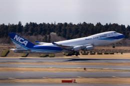 紫電さんが、成田国際空港で撮影した日本貨物航空 747-4KZF/SCDの航空フォト(飛行機 写真・画像)