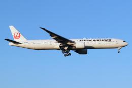 Echo-Kiloさんが、新千歳空港で撮影した日本航空 777-346/ERの航空フォト(飛行機 写真・画像)