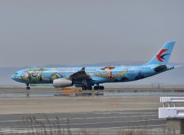 kix-booby2さんが、関西国際空港で撮影した中国東方航空 A330-343Xの航空フォト(飛行機 写真・画像)