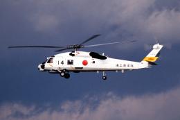 なごやんさんが、名古屋飛行場で撮影した海上自衛隊 SH-60Jの航空フォト(飛行機 写真・画像)