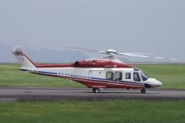 ラムさんが、静岡空港で撮影した横浜市消防航空隊 AW139の航空フォト(飛行機 写真・画像)