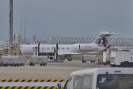 kurubouzuさんが、関西国際空港で撮影したカタール・エグゼクティブ G650ER (G-VI)の航空フォト(飛行機 写真・画像)