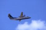 kumagorouさんが、那覇空港で撮影した琉球エアーコミューター DHC-8-103Q Dash 8の航空フォト(飛行機 写真・画像)