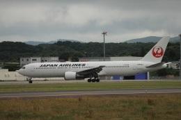 Tomochanさんが、函館空港で撮影した日本航空 767-346/ERの航空フォト(飛行機 写真・画像)