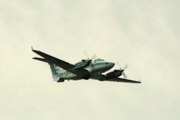 senbaさんが、東京湾羽田沖で撮影した海上保安庁 B300の航空フォト(飛行機 写真・画像)