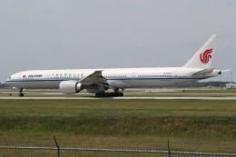 JETBIRDさんが、モントリオール・ピエール・エリオット・トルドー国際空港で撮影した中国国際航空 777-39L/ERの航空フォト(飛行機 写真・画像)