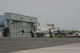 kahluamilkさんが、厚木飛行場で撮影した海上自衛隊 P-3Cの航空フォト(飛行機 写真・画像)