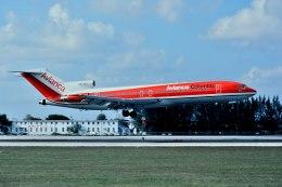 パール大山さんが、マイアミ国際空港で撮影したアビアンカ航空 727-2Q9/Advの航空フォト(飛行機 写真・画像)