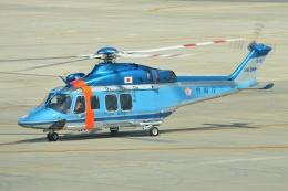 ブルーさんさんが、静岡空港で撮影した警視庁 AW139の航空フォト(飛行機 写真・画像)
