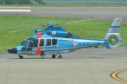ブルーさんさんが、静岡空港で撮影した警視庁 EC155B1の航空フォト(飛行機 写真・画像)