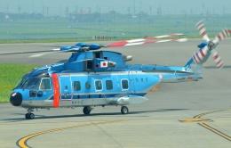 ブルーさんさんが、静岡空港で撮影した警視庁 EH101-510の航空フォト(飛行機 写真・画像)