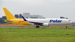 Cozy Gotoさんが、成田国際空港で撮影したポーラーエアカーゴ 767-3JHF(ER)の航空フォト(飛行機 写真・画像)