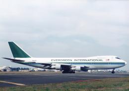 banshee02さんが、横田基地で撮影したエバーグリーン航空 747-212Bの航空フォト(飛行機 写真・画像)