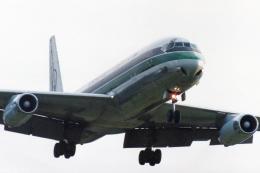 banshee02さんが、横田基地で撮影したエバーグリーン航空 DC-8-62AFの航空フォト(飛行機 写真・画像)
