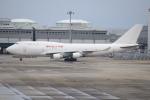 キイロイトリさんが、関西国際空港で撮影したカリッタ エア 747-4B5(BCF)の航空フォト(飛行機 写真・画像)