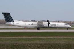 JETBIRDさんが、モントリオール・ピエール・エリオット・トルドー国際空港で撮影したポーター・エアラインズ DHC-8-402Q Dash 8の航空フォト(飛行機 写真・画像)