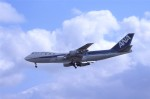 kumagorouさんが、那覇空港で撮影した全日空 747SR-81の航空フォト(飛行機 写真・画像)
