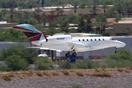 キャスバルさんが、フェニックス・スカイハーバー国際空港で撮影したDP OWNERSHIP-MONTANA 750 Citation Xの航空フォト(飛行機 写真・画像)