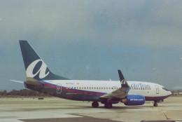 はやたいさんが、ロサンゼルス国際空港で撮影したエアトラン航空 737-76Nの航空フォト(飛行機 写真・画像)